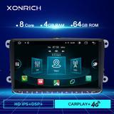 2 Din Android 11 autoradio GPS N...