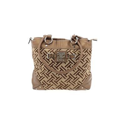 Tianello - Tianello Tote Bag: Tan Solid Bags