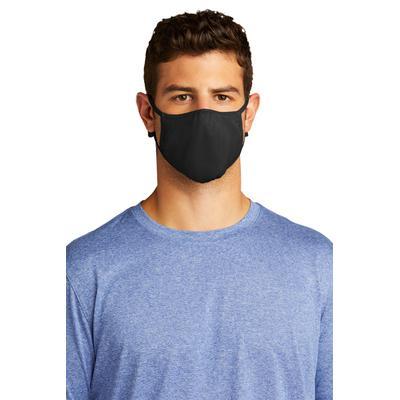Sport-Tek STMSK350 PosiCharge Competitor Face Mask (5 pack) in Black size OSFA   Polyester