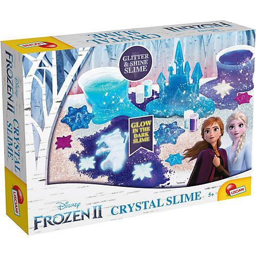 Frozen 2 Kristall Slime - Mit Spielschleim Kristalle gießen