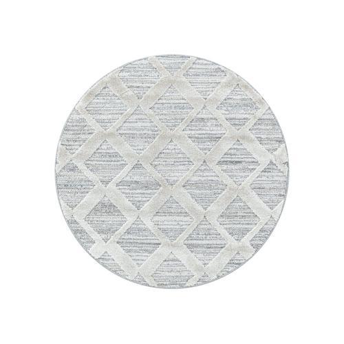 Teppich »PISA 4703«, Ayyildiz, rund, Höhe 20 mm