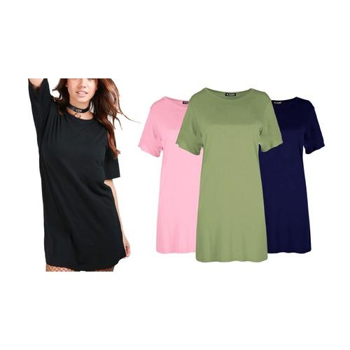 Mini-Kleid: Königsblau / S-M