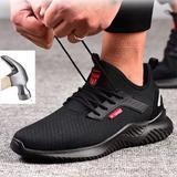 Chaussures de sécurité avec bout...