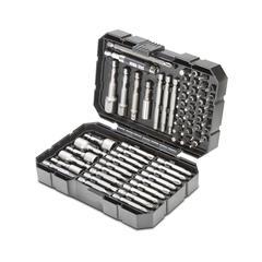 Steel Vision Tool Sets - 67-Piece Bit Set