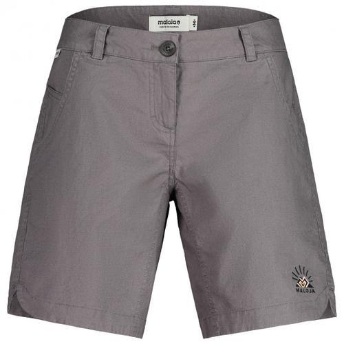 Maloja - Women's BettinaM. - Shorts Gr L grau