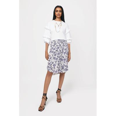 Iris Pareo Skirt