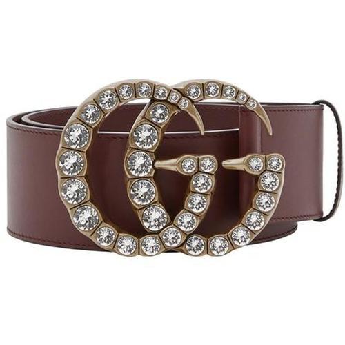 Gucci Kristallgürtel GG