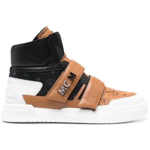 MCM Sneakers mit Klettverschluss
