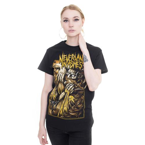 Neverland In Ashes - Horse - - T-Shirts