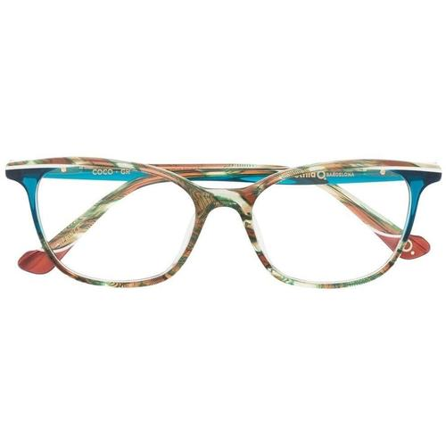 Etnia Barcelona Brille mit eckigem Gestell