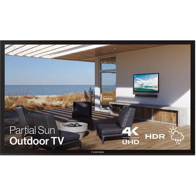 "Furrion FDUP49CBS 49"" Partial Sun 4K Outdoor TV"