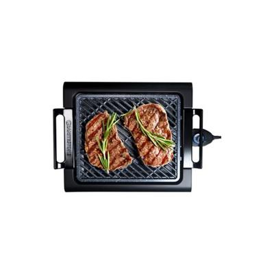 Granite Stone Diamond Black 224 Square Inch Mineral And Diamond Infused Electric Indoor Smoke-Less Grill
