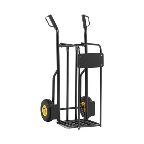 MSW Sackkarre - bis 200 kg - klappbar - Schutzrahmen MSW-HT-200F