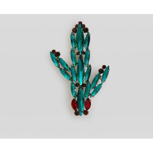 Etro Kaktus-brosche
