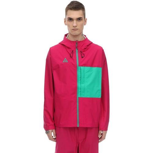 Nike 2.5l Faltbare Jacke Aus Technostoff