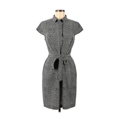 Covington - Covington Casual Dress - Shirtdress: Black Dresses - Used - Size Medium