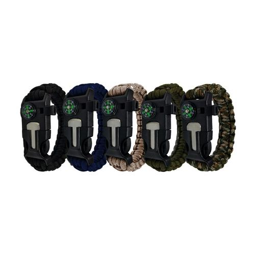 Survival-Armband: 2/ Tarn-Muster