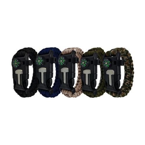 Survival-Armband: 4/ Tarn-Muster