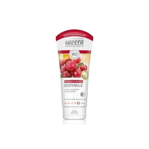 lavera Bio-Cranberry & Bio-Arganöl Body Milk 200 ml
