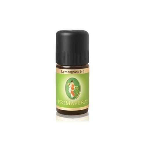 Primavera Lemongrass Bio Duftöl 5 ml