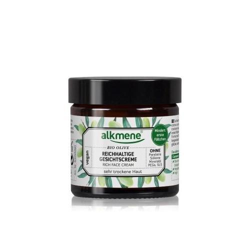 alkmene Bio Olive Gesichtscreme 50 ml