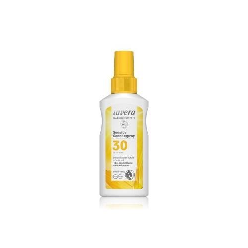 lavera Sun Sensitiv LSF 30 Sonnenspray 100 ml