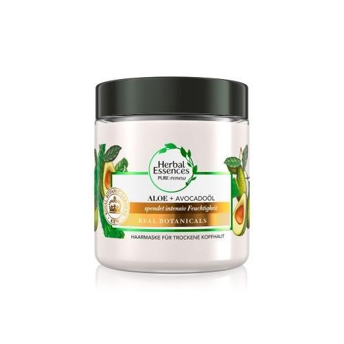 Herbal Essences Aloe + Avocadoöl Haarmaske 250 ml
