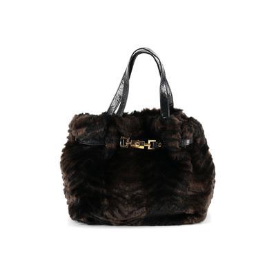 Tianni Handbags Shoulder Bag: Black Solid Bags