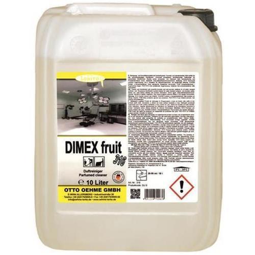 Lorito Dimex fruit 316 10 Liter Duftreiniger Bodenreiniger Hygienereiniger