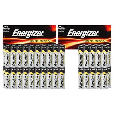 Ten-Pack of Energizer Industrial...