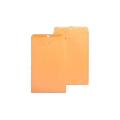 """Business Source Heavy-duty Clasp Envelopes - Clasp - #98 - 10"""" Width x 15"""" Length - 28 lb - Clasp - Kraft - Kraft - BSN36666"""