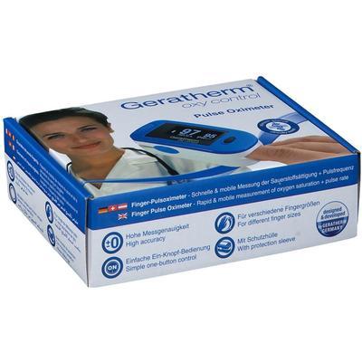 Geratherm® Oxy Control Oxymètre de pouls pc(s) product.attribute.pharmaForm.SAEGER