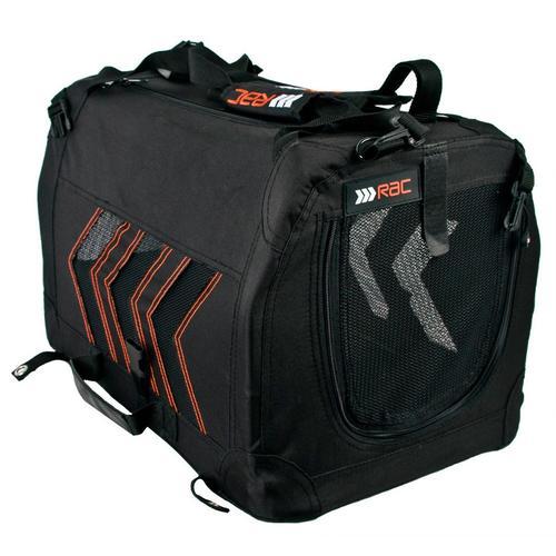 HEIM Tiertransporttasche Outdoor, bis 6,5 kg, in versch. Größen grau Hundetransport Hund Tierbedarf