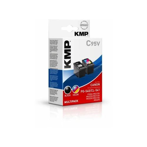 Tintenpatronen-Set kompatibel für Canon PG-540/CL-541 - KMP