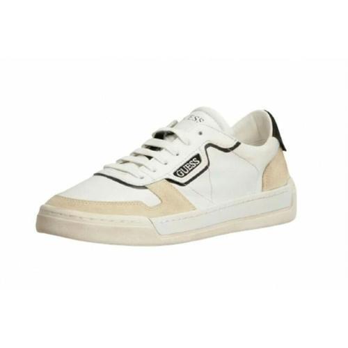 Guess Scarpe sneaker Strave vintage in pelle U22Gu07 Fm7Stvlea12