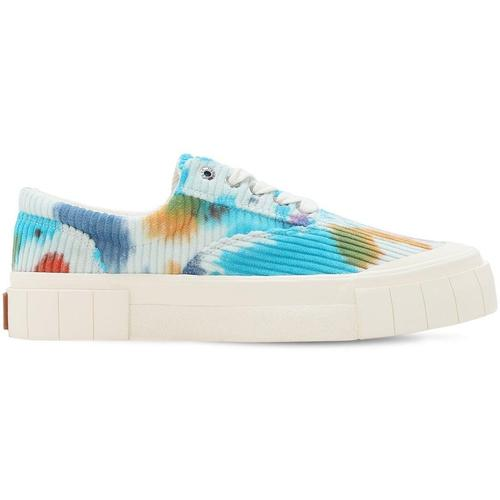 Goodnews Sneakers Aus Kord