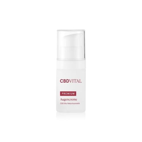 CBD VITAL Premium Augencreme Augencreme 15 ml