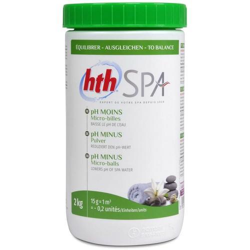 hth SPA pH-Minus Pulver 2,0 kg