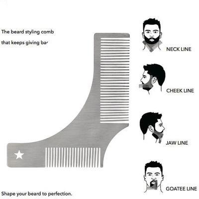 Outil de mise en forme de barbe ...