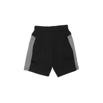 TUFF GUYS STREET WEAR Athletic Shorts: Black Solid Sporting & Activewear - Size Small