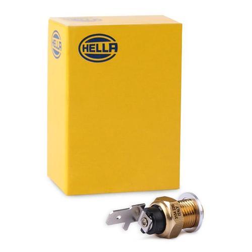 HELLA Öltemperatursensor 6PT 009 107-691 Öltemperaturgeber,Sensor, Öltemperatur VW,FORD,SKODA,GOLF IV 1J1,PASSAT Variant 3B6