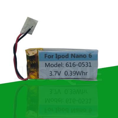 616-0531 0.39Whr Batterie pour A...