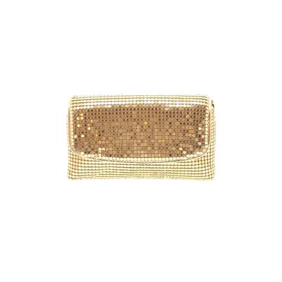Unbranded - Crossbody Bag: Gold Solid Bags