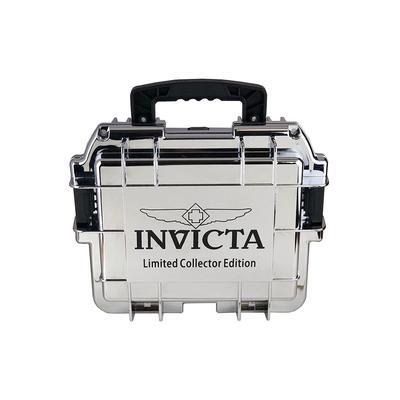 Invicta 3 Slot Impact Case - Model DC3MIRROR
