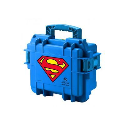 Invicta 3-Slot Superman Impact Case - Model DC3-SUP