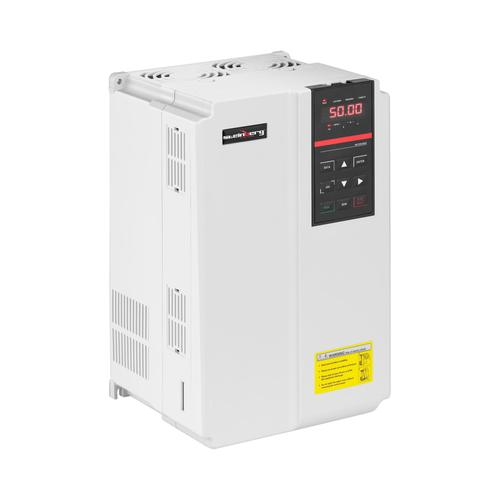 MSW Frequenzumrichter - 15 kW / 20 PS - 380 V - 50 - 60 Hz - LED MSW-FI-15000