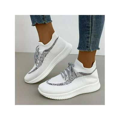 Womens Comfort Slip On Sport Athletic Sneakers Shoes Running Gym Trainers Soft B