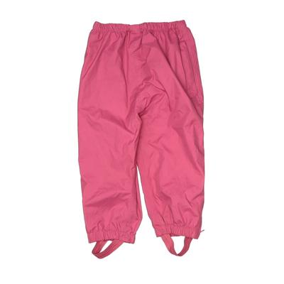 JoJo Maman Bebe Snow Pants - Elastic: Pink Sporting & Activewear - Size 2Toddler