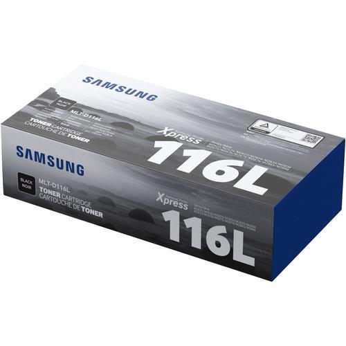 Samsung MLT-D116L Toner mit hoher Reichweite Schwarz