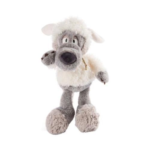 Kuscheltier Wolf Ulvy 35 cm grau